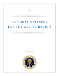 US Arctic Strategy