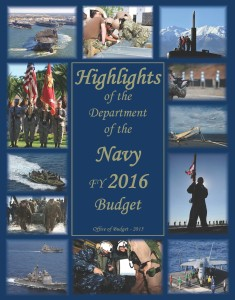 Navy FY2016 Budget Highlights