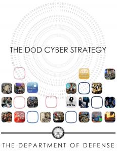 2015 DoD Cyber Strategy